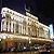 Гостиница Carlton-Savoy ночью