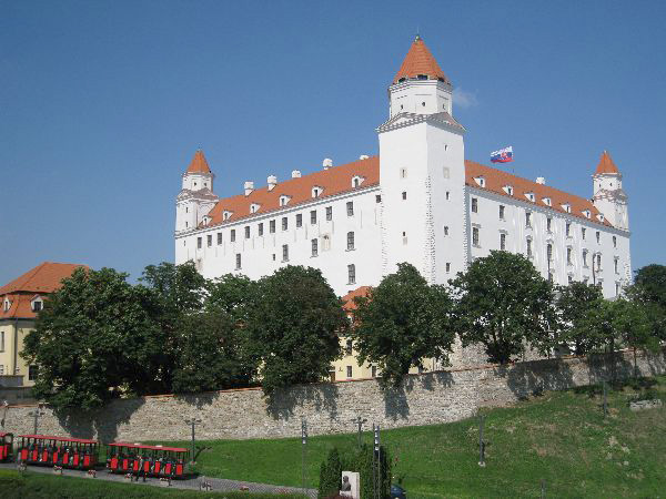 Братислава - столица Словакии. Туристический путеводитель ...